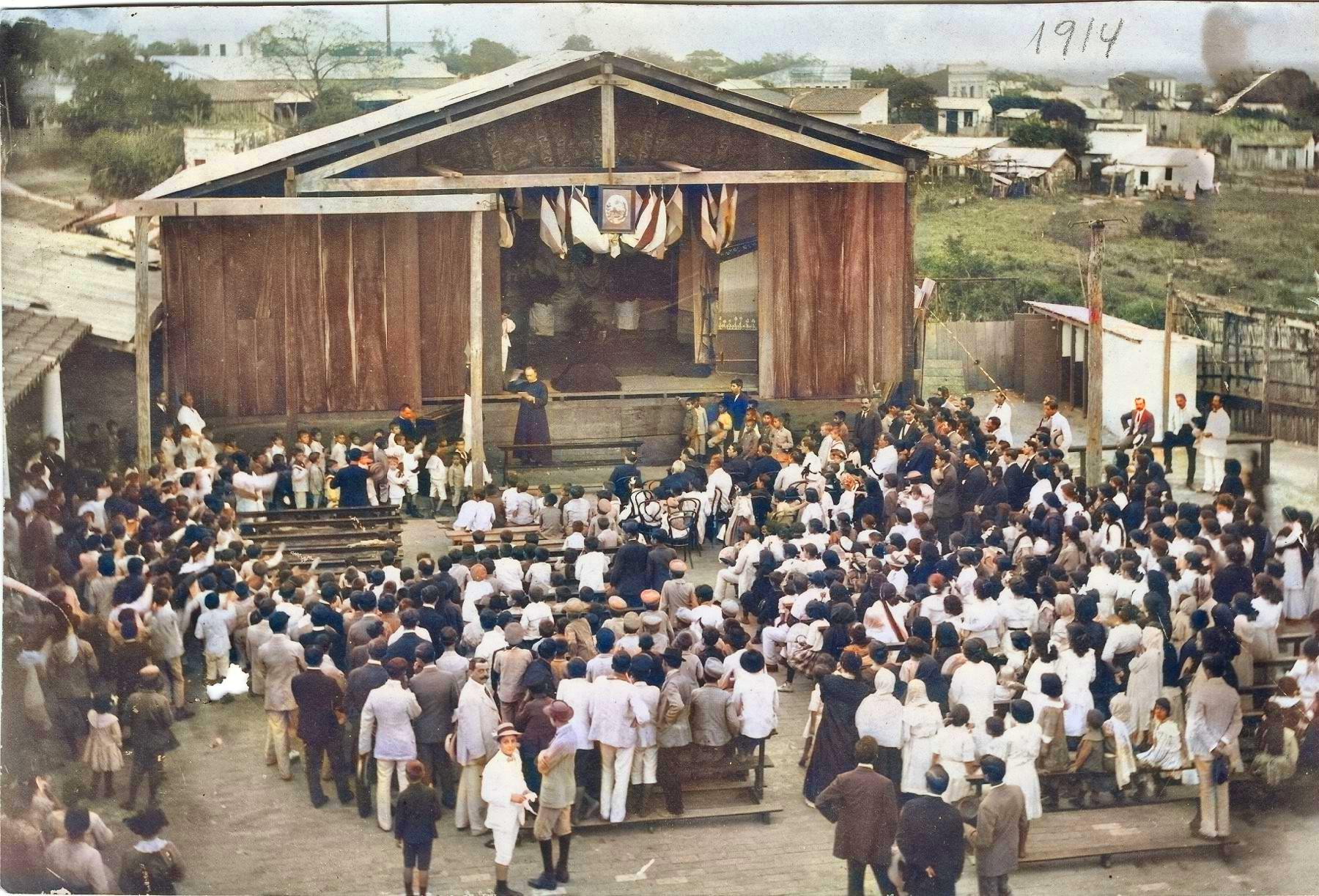 Salesianos en Paraguay