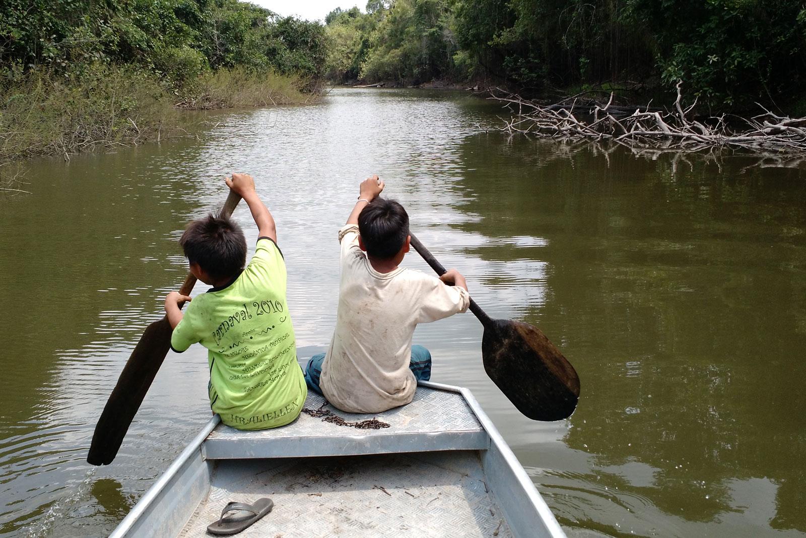 Amazonía futuro