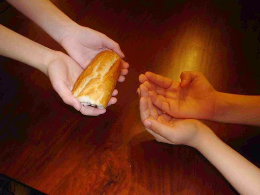 Partir el pan