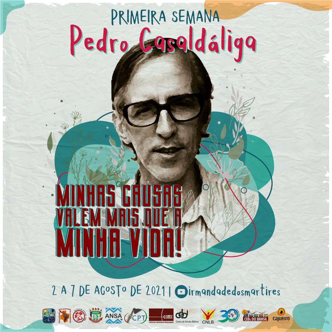 Semana Pedro Casaldáliga