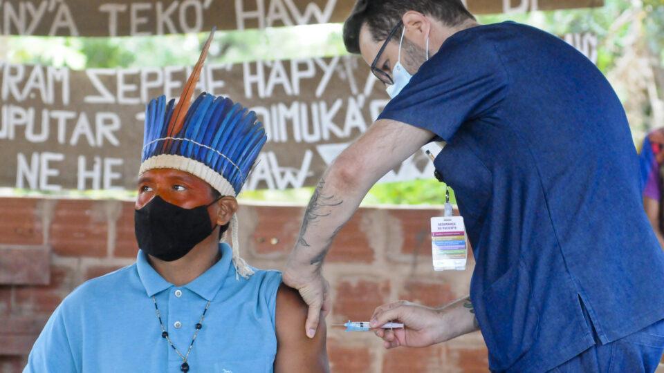Vacuna indígenas