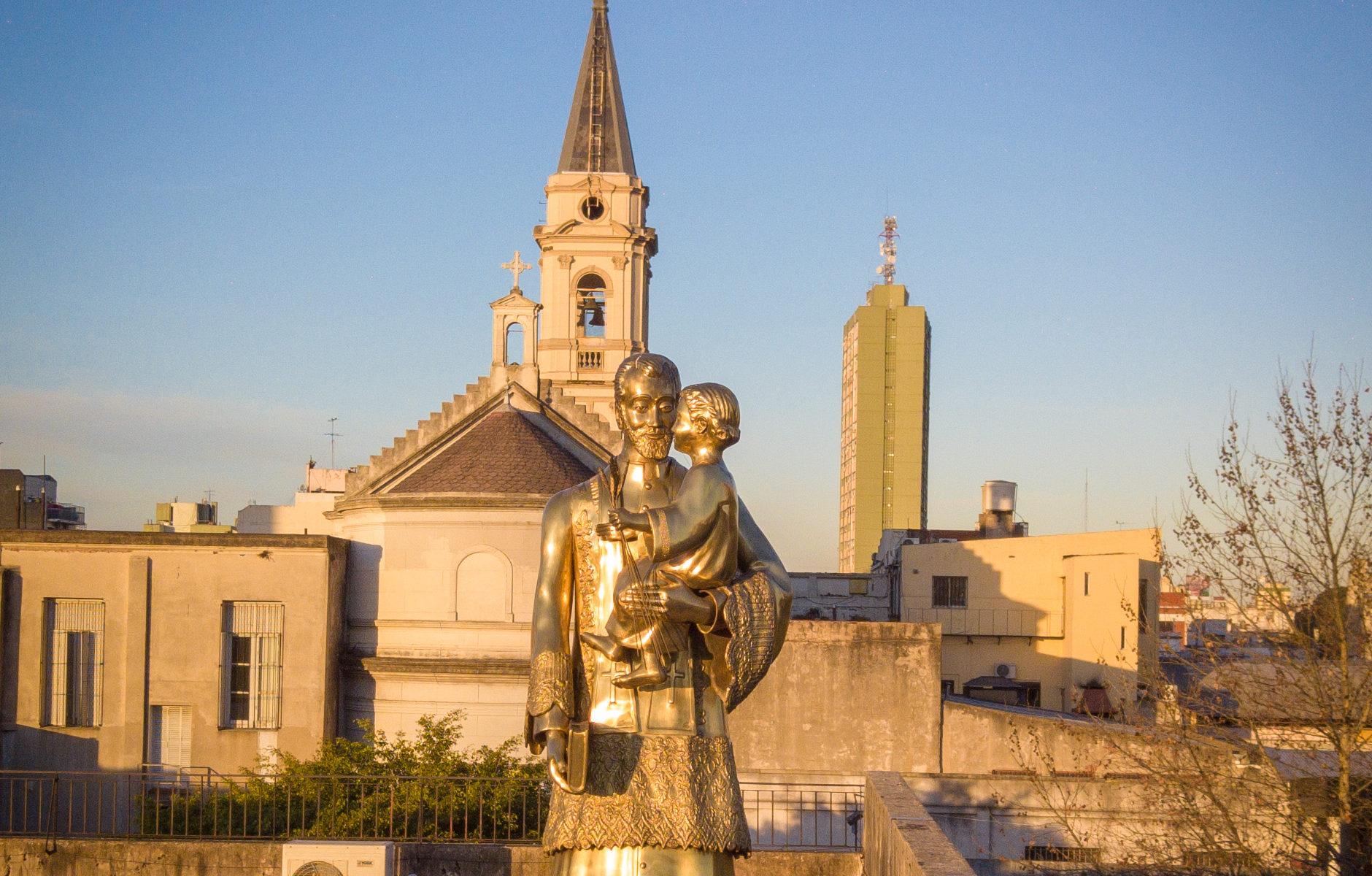 San Cayetano en Argentina