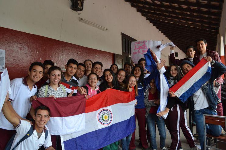 Colegio en Paraguay