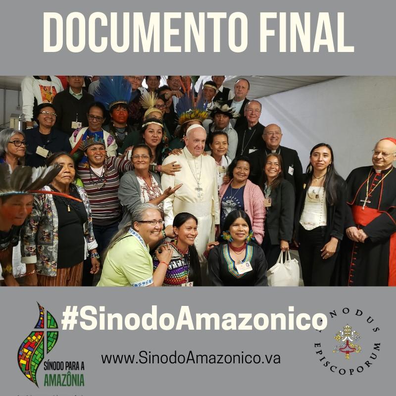 sínodo de la amazonía