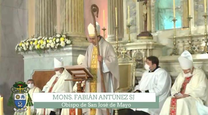 Mons. Fabián Antúnez