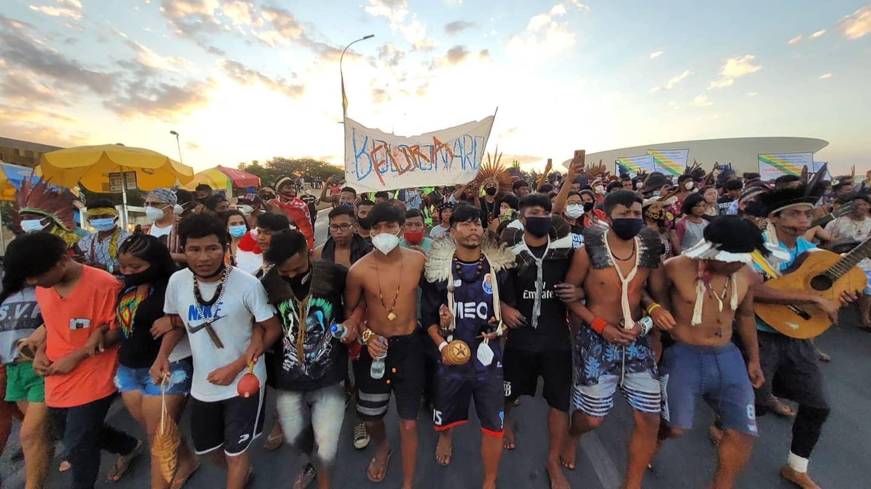 Indígenas Brasilia