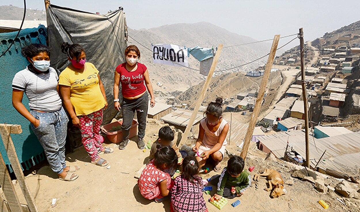 Pobreza en Perú