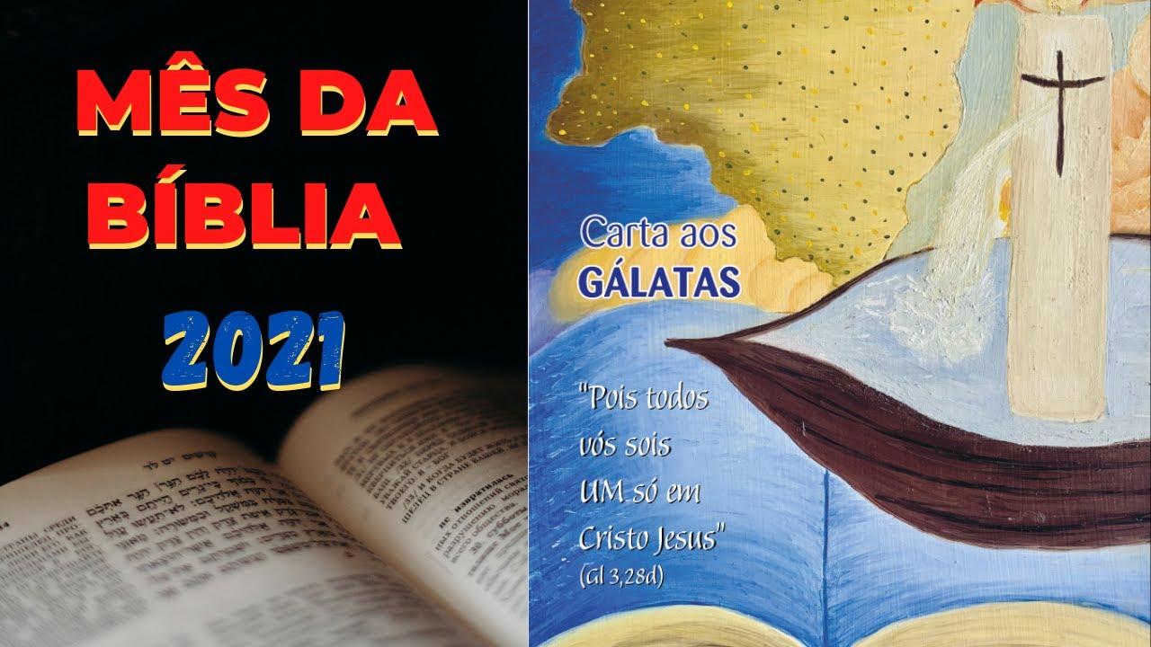 Mes de la Biblia 2021