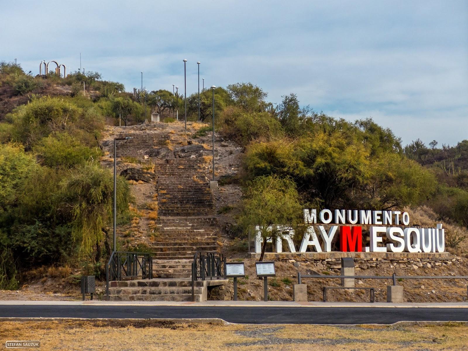 Monumento Fray Esquiú
