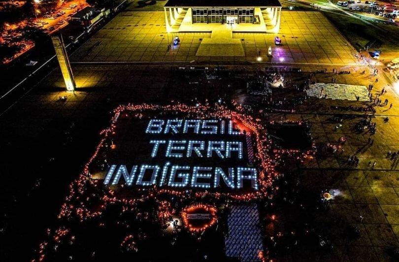 Brasil Tierra Indígena