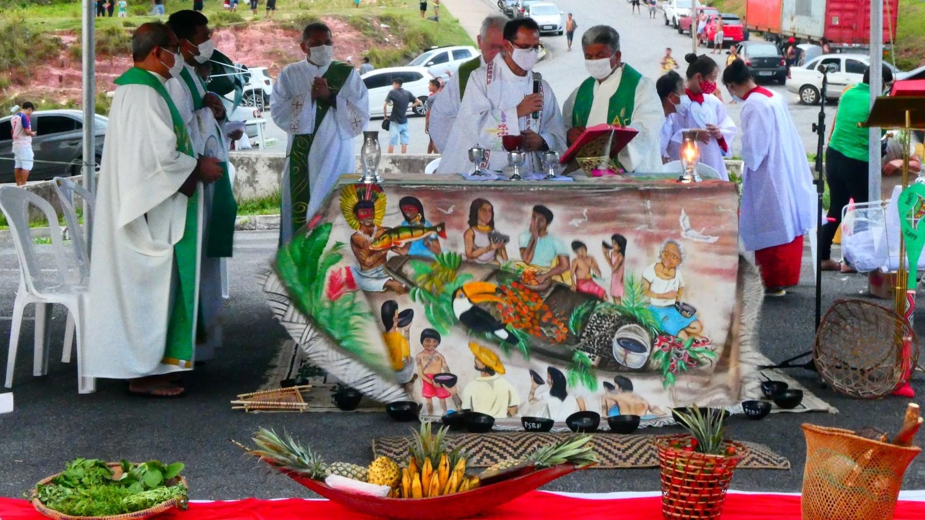 Missa Amazônica 1