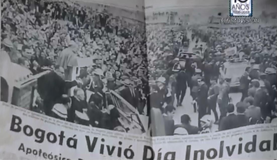 AVISO DE PRENSA PABLO VI EN VENECIA 1968