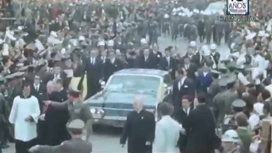 PABLO VI EN VENECIA 1968 1