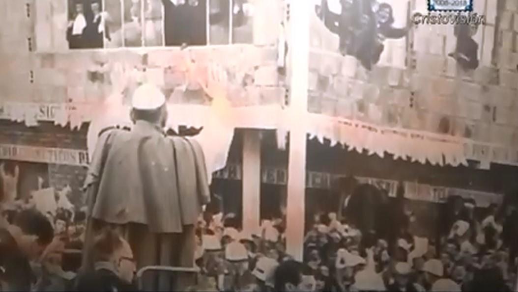 PABLO VI EN VENECIA 1968 3
