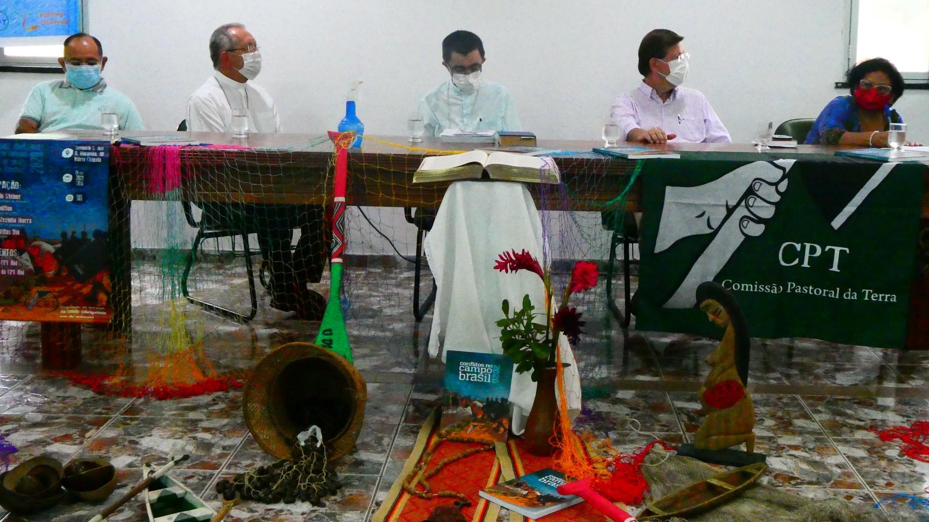 Cuaderno de Conflictos en la Amazonía
