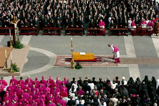 Funeral Juan Pablo II