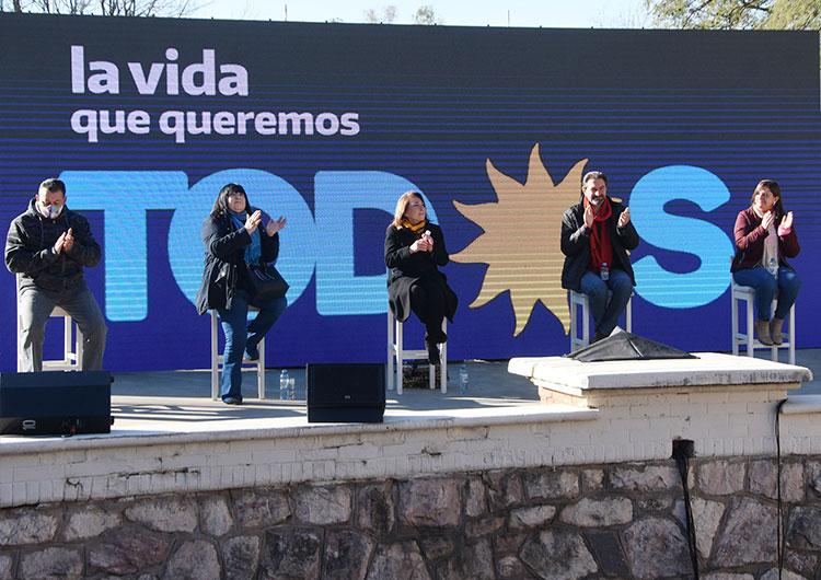 Campaña electoral Argentina