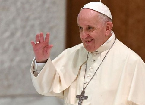 foto del papa
