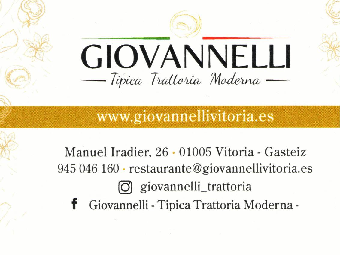 GIOVANNELLI_TRATTORIA