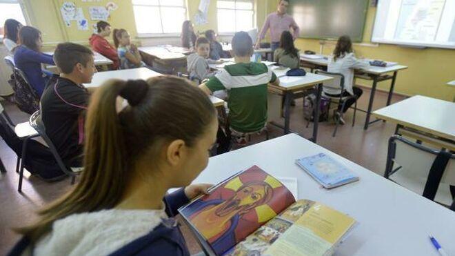 Religión en las aulas