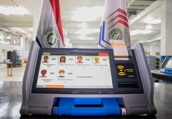 Elecciones municipales Paraguay